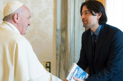 Meeting with Pope Francis